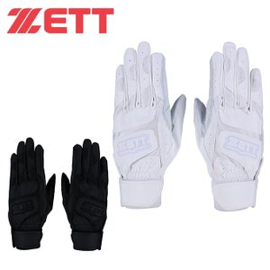 ゼット ZETT 野球 バッティンググローブ 両手用 メンズ 野球 バッティンググラブ 高校野球対応 BG677HS himaraya