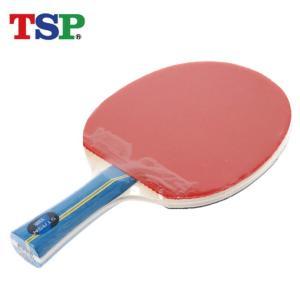 ティーエスピー TSP 張り上げ済み 卓球ラケット メンズ レディース スタッシュFL×ヴェンタスベーシック 029070