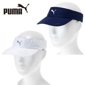 プーマ ゴルフ サンバイザー レディース DUOCELLバイザー 021439 PUMA himaraya