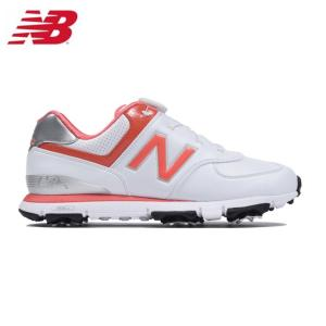 ニューバランス ゴルフシューズ ソフトスパイク レディース WGB574WC new balance himaraya