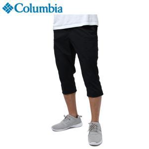 コロンビア 七分丈パンツ メンズ Bluestem knee Pant ブルーステム ニー パンツ PM4436 010 Columbia