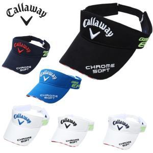 キャロウェイ ゴルフ サンバイザー メンズ ツアーモデル 247-8990600 Callaway|himaraya
