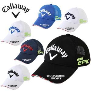 キャロウェイ ゴルフ キャップ メンズ Tour ツアー メッシュキャップ 247-8984601 Callaway
