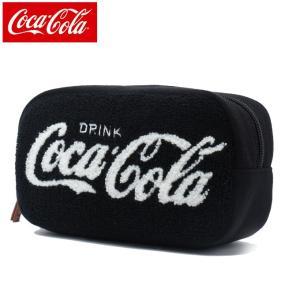 コカ コーラ COCA COLA ポーチ メンズ レディース さがらスウェット COK-PCH06 BK|himaraya