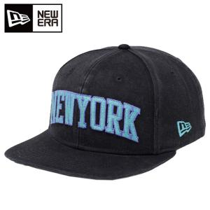 ニューエラ NEW ERA キャップ メンズ レディース 9FIFTY ウォッシュドコットン NEWYORK アーチロゴ 11557211|himaraya