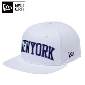 ニューエラ NEW ERA キャップ メンズ レディース 9FIFTY ウォッシュドコットン NEWYORK アーチロゴ 11557209|himaraya
