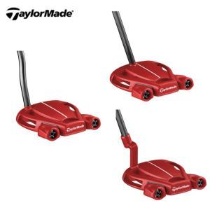 テーラーメイド TaylorMade ゴルフクラブ パター マレット型 メンズ Spider TOU...
