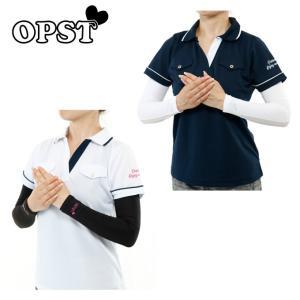 オプスト OPST ゴルフ アームカバー レディース OP220804H01|himaraya