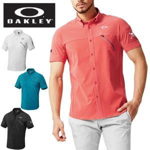 軽量の4WAYストレッチ素材を使用した吸汗速乾のBREATHEABLEシャツ。4WAYストレッチ素材...