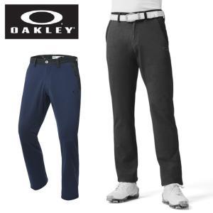 オークリー ゴルフウェア ロングパンツ メンズ BARK TECHNICAL FLEECE RELAX STRAIGHT 2.0 422412JP OAKLEY