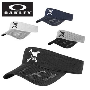 オークリー ゴルフ サンバイザー メンズ SKULL AERO VISOR スカルエアロバイザー 911993JP OAKLEY|himaraya