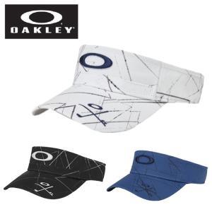 オークリー ゴルフ サンバイザー メンズ BG SHEEN VISOR 4.0 シーンバイザー 911987JP OAKLEY|himaraya