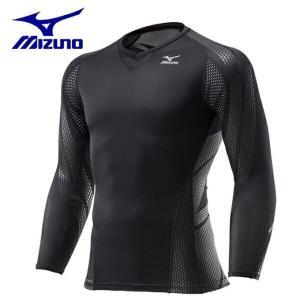 ミズノ アンダーウェア メンズ BG7000T(ロングシャツ) K2MJ6B6190 MIZUNO|himaraya