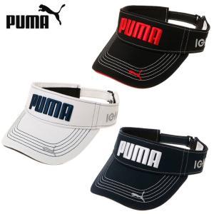 プーマ ゴルフ サンバイザー メンズ ツアーバイザー 866454 PUMA|himaraya