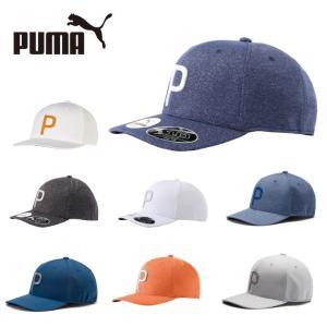 プーマ ゴルフ メンズ Pマークスナップバックキャップ 021448 PUMA himaraya