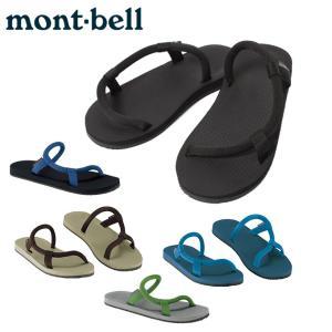 モンベル mont bell ビーチサンダル メンズ レディ...