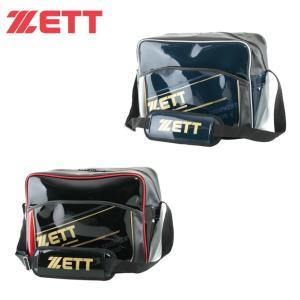 ゼット ZETT エナメルバッグ 小型サイズ メンズ レディース セカンドバッグ BA18BSH|himaraya