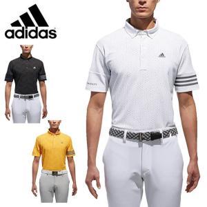 アディダス ゴルフウェア ポロシャツ 半袖 メンズ JP C...
