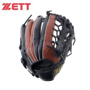 ゼット ZETT ソフトボールグローブ メンズ レディース 3号ソフトグラブ7 BSG18H04|himaraya