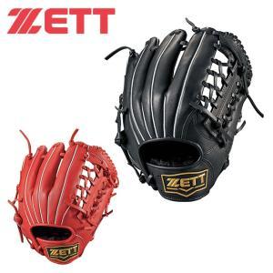 ゼット ZETT ソフトボールグローブ メンズ レディース 少年 ソフト グラブ デュアルキャッチ オールラウンド用 BSGB75830|himaraya