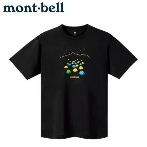 モンベル Tシャツ 半袖 メンズ レディース WIC.T テ...