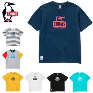 チャムス CHUMS Tシャツ 半袖 メンズ ブービーフェイスTシャツ トップス Booby Face T-Shirt CH01-1325|himaraya