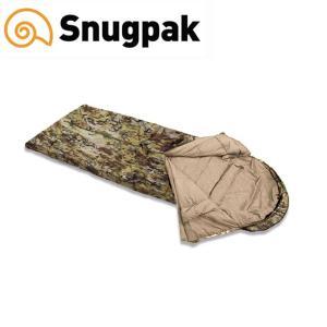 スナッグパック Snugpak マミー型シュラフ ノーチラススクエアセンタージップ SP92869TPC|himaraya