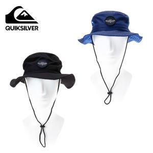 クイックシルバー QUIKSILVER サーフハット メンズ BEACHハット QHT182608T|himaraya