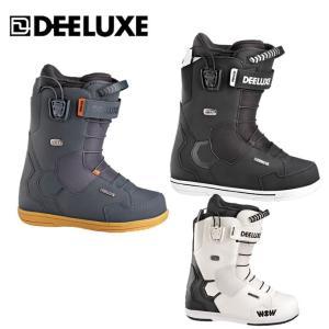 ディーラックス DEELUXE スノーボードブーツ ひもタイプ メンズ アイディー ID 7.1 TF|himaraya