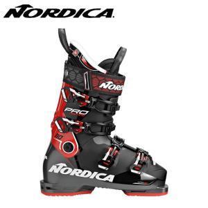 ノルディカ NORDICA スキーブーツ メンズ プロマシン PRO MACHINE 110 BKRDWH|himaraya