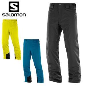 サロモン スキーウェア パンツ メンズ ICEMANIA PANT M salomon|himaraya