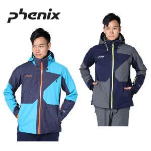 フェニックス Phenix スキーウェア ジャケット メンズ Mush IV Jacket ムッシュ PS872OT33|himaraya