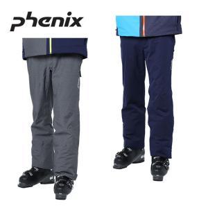フェニックス Phenix スキーウェア パンツ メンズ Hakuba Slim Salopette ハクバ スリム サロペット PS872OB31|himaraya