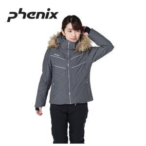 フェニックス Phenix スキーウェア ジャケット レディース Furano Jacket フラノ PS882OT65|himaraya