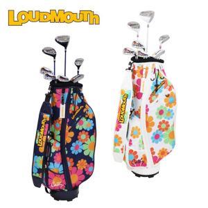 ラウドマウス LOUDMOUTH ゴルフ セットクラブ レディース ハーフセット LM-LS2018 CATHY|himaraya