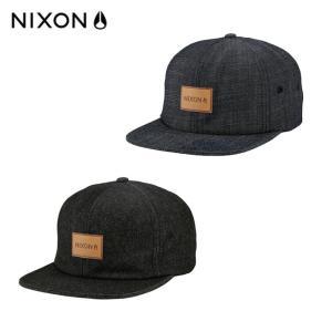ニクソン NIXON キャップ 帽子 メンズ レディース MASON STRAP BACK HAT ...