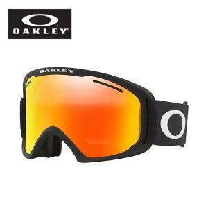オークリー スキー スノーボードゴーグル メンズ  レディース O FRAME 2.0XL Sレンズ付き フレーム OO7082-21 M:BK OAKLEY|himaraya