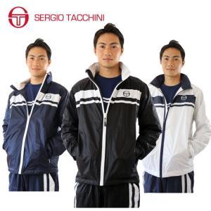 セルジオタッキーニ テニスウェア メンズ ウインドブレーカー ウィンドアップジャケット ST530313H02 SERGIO TACCHINI セルジオ タッキーニ|himaraya