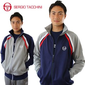 セルジオタッキーニ テニスウェア メンズ スウェットジャケット トラックジャケット ST530315H06 SERGIO TACCHINI セルジオ タッキーニ|himaraya