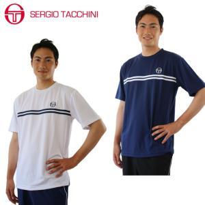 セルジオ タッキーニ SERGIO TACCHINI テニスウェア メンズ Tシャツ 半袖 ST530317H02 |himaraya