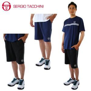 セルジオタッキーニ テニスウェア メンズ ゲームパンツ ハーフパンツ ST530319H01 SERGIO TACCHINI セルジオ タッキーニ himaraya
