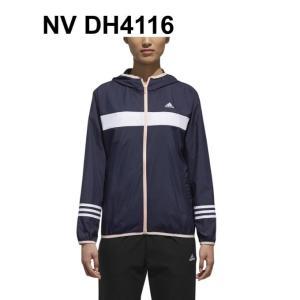 アディダス ウインドブレーカー ジャケット レディース SPORT ID カラーブロックウィンドフルジップパーカー FAT40 adidas|himaraya|02