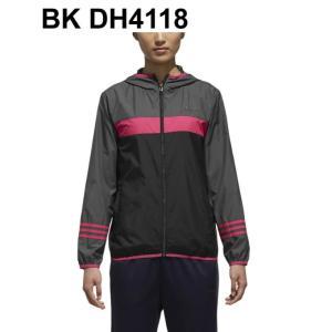 アディダス ウインドブレーカー ジャケット レディース SPORT ID カラーブロックウィンドフルジップパーカー FAT40 adidas|himaraya|03