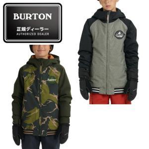バートン BURTON スノーボードウェア ジャケット ジュニア Boys' Game Day Jacket 130421|himaraya