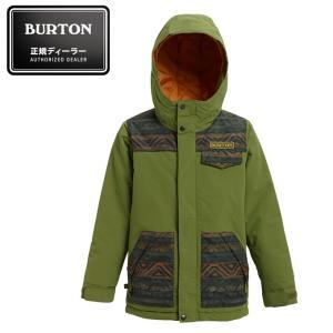 バートン BURTON スノーボードウェア ジャケット ジュニア Boys Burton Dugout Jacket 146140|himaraya