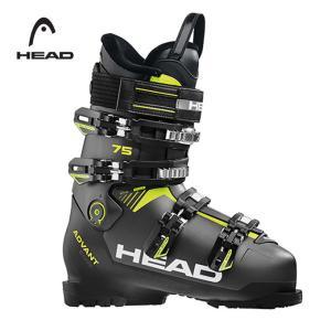 ヘッド HEAD スキーブーツ メンズ アドバントエッジ ADVANT EDGE 75 BK YW|himaraya