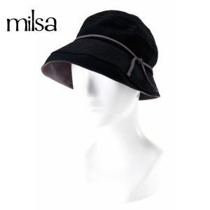 ミルサ milsa ゴルフ キャップ レディース ウォッシャブルクロシェ 185-361030|himaraya