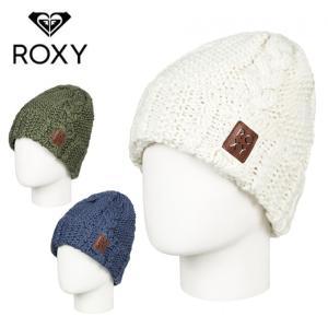 ロキシー ROXY ニット帽 レディース TRAM BEANIE ERJHA03414|himaraya