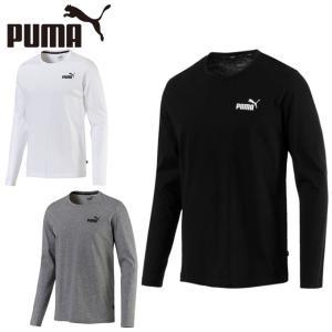 プーマ Tシャツ 長袖 メンズ ESS LS 851772 PUMA