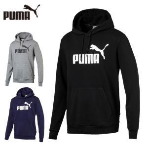 プーマ スウェットパーカー メンズ ESS ロゴ フーディ 851745 PUMA